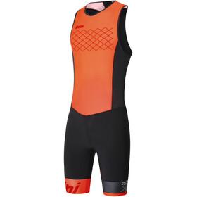 Santini Redux Overall Heren oranje/zwart